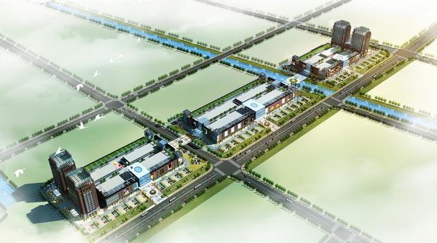 上海亿联全球家居建材城