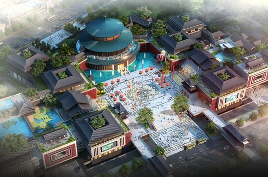 中国(大涌)红木文化博览城